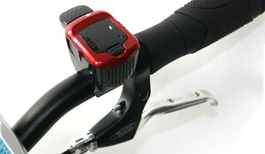 QBell – цифровой велосипедный звонок
