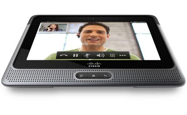 Android-таблетка Cisco Cius