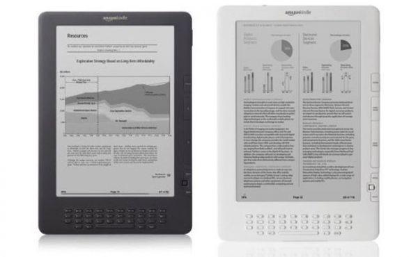 Новый Kindle DX от Amazon