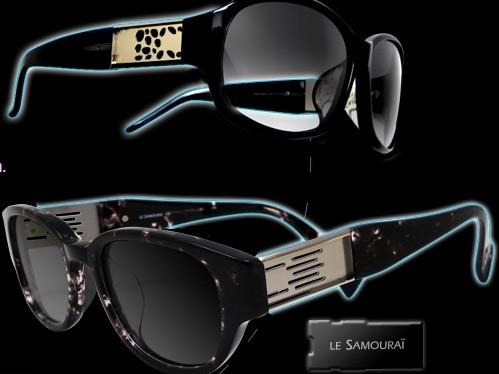 Очки с флешкой Le-Samourai Eyewear