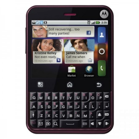 Android-смартфон Motorola Charm