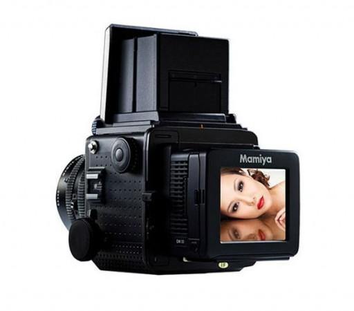 33-мегапиксельная камера Mamiya RZ33