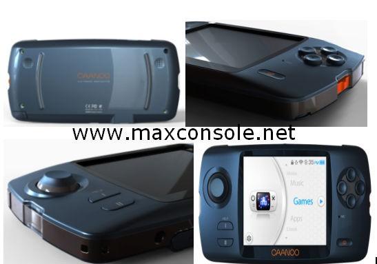 Портативная игровая Linux-консоль Caanoo