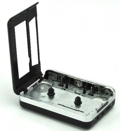 Кассетный плеер Tec Hideoto с USB