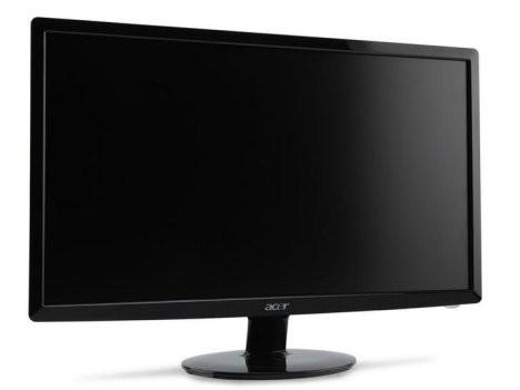 Тонкие мониторы Acer Slim S1 Series