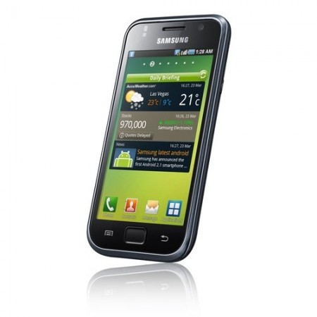 Samsung продала миллион смартфонов Galaxy S