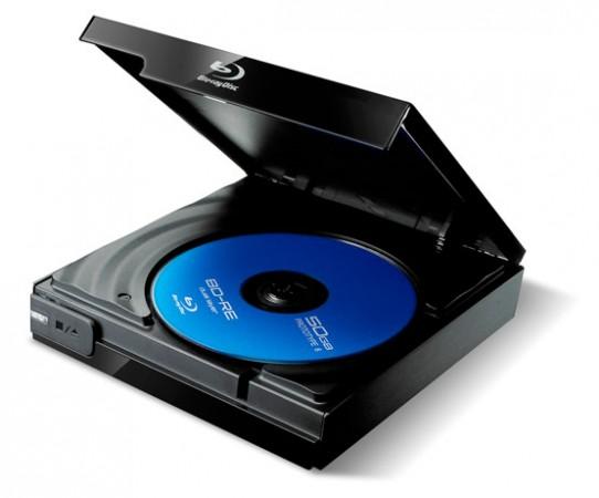 Внешний USB-ппривод Blu-ray от Plextor