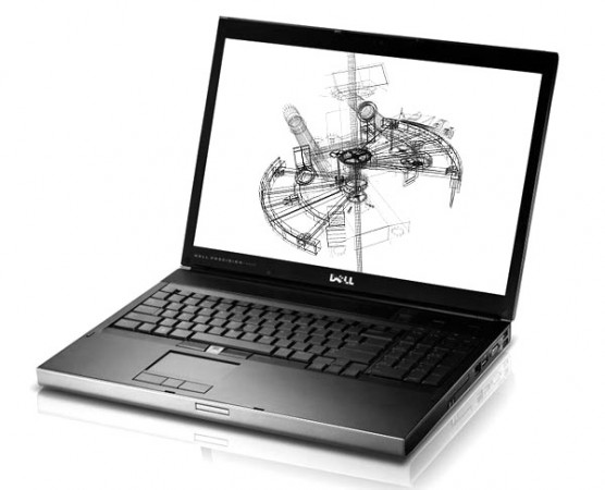 Dell начала продажи лэптопа с 32 Гб памяти