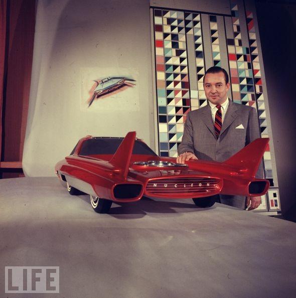 Ford Nucleon: авто на ядерном реакторе