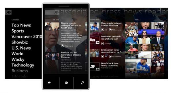 «Железные партнеры» MS Windows Phone 7