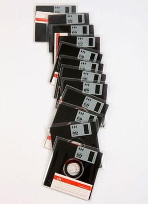 CD-R в виде флоппи-дисков