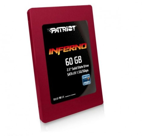 SSD-накопители Patriot Inferno