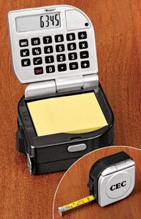 Рулетка с калькулятором