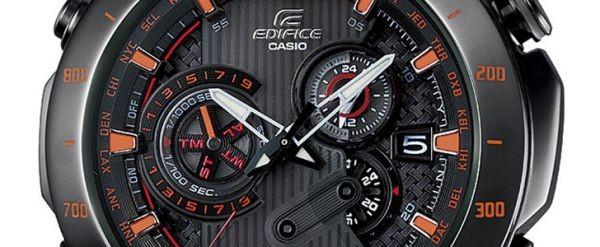 Casio готовит запуск стильного хронометра Sporty Edifice