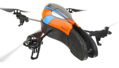 Беспроводной квадрокоптер AR.Drone Quadricopter