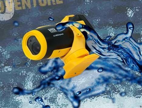 HD-видеокамера для экстремалов Oregon Scientific ATC 9K
