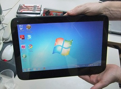 Windows 7 «таблетка» MasterPad от Pegatron