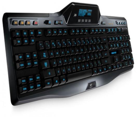 Logitech G510 – беспроводная клавиатура для геймеров