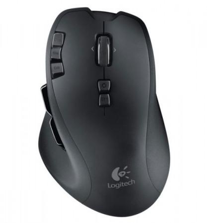 Беспроводная игровая мышь Logitech G700