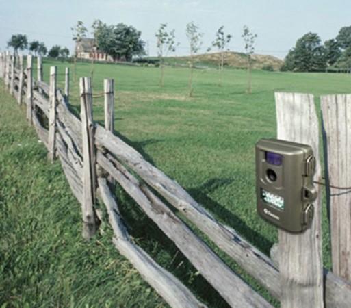 OutbackCam – защищенная камера видеонаблюдения