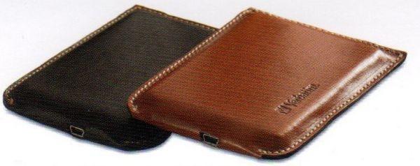 «Кожаные» накопители Verbatim Wallet Drive