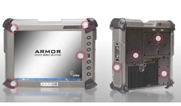 Прочная «таблетка» Armor X10gx