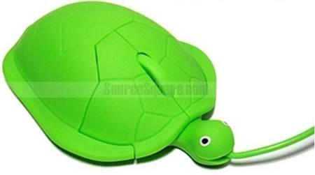 Оптическая мышь-черепаха Tortoise Turtle USB Mouse
