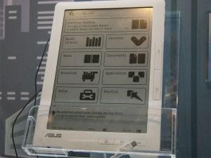 Asus готовит черно-белый планшет за 300$