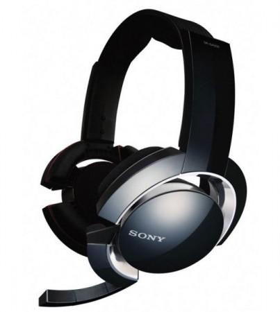 Sony выпускает мега-наушники для геймеров