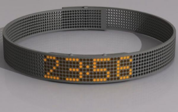 Это – минималистские наручные часы