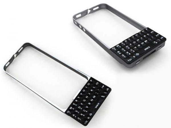 Реальная клавиатура для iPhone
