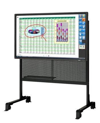 60-дюймовый сенсорный дисплей от Sharp