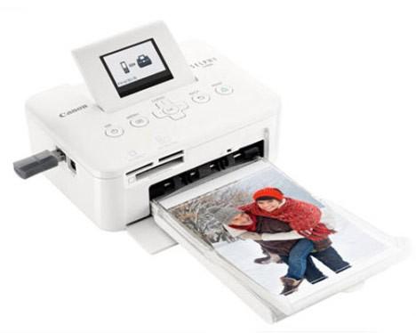 Компактный фотопринтер Canon SELPHY CP800