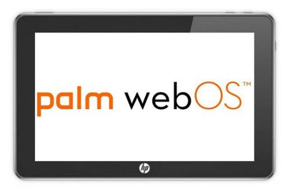 HP подтвердила готовящийся выпуск планшета с Web OS