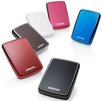 Samsung S2 – накопители с нативным USB-интерфейсом
