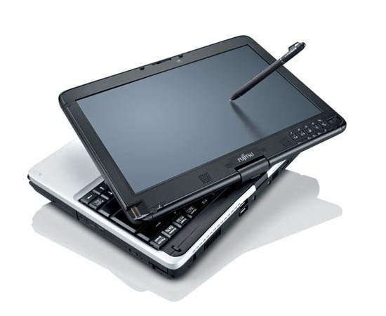 Ноутбуки-таблетки Fujitsu Lifebook T 730 и TH 700