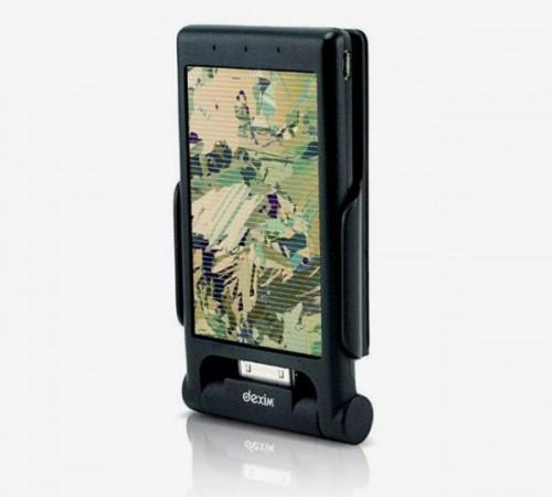 Солнечный зарядник Dexim P-Flip для iPhone