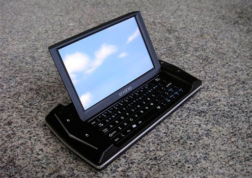 E5 – новый UMPC от Eking