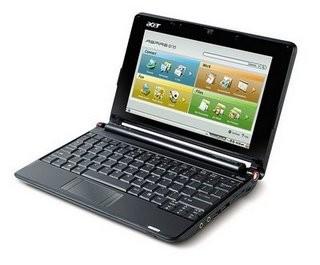 Обнародованы спецификации нетбука Acer под Chrome OS