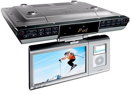 Philips DCD778 - кухонная приставка для iPod