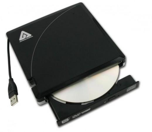 Мелкий DVD-резак EZ Writer II от Apricorn