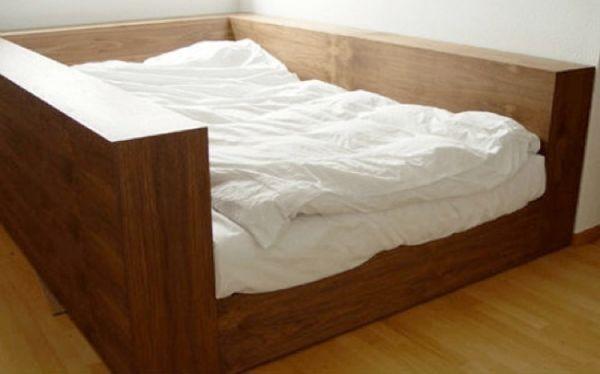 Кровать vs землетрясение