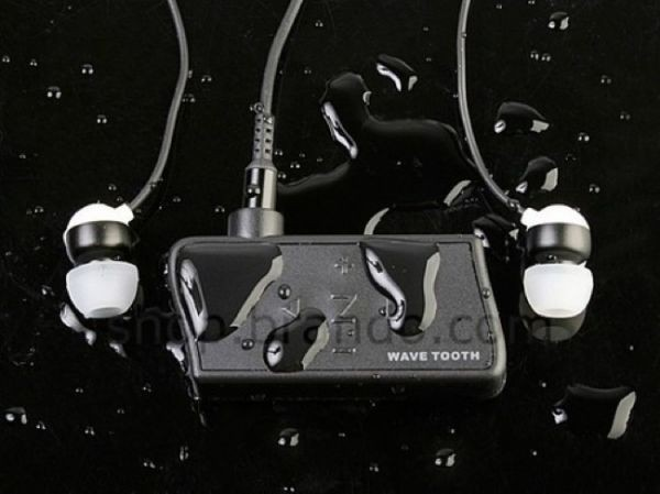 Подводная Bluetooth-гарнитура Wavetooth