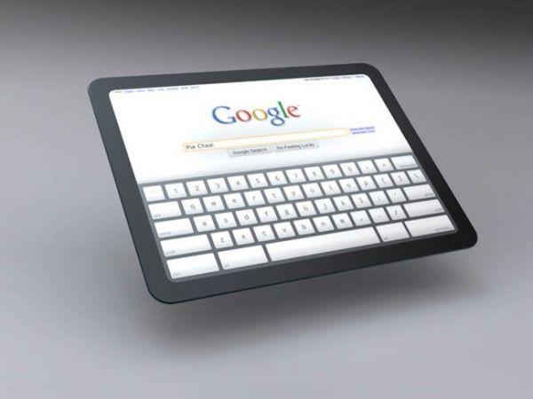 Google патентует название Speedbook
