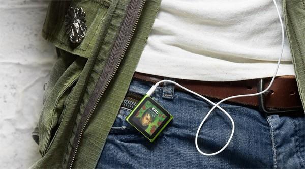 Мега-анонс от Apple - iPod Shuffle, Nano и Touch