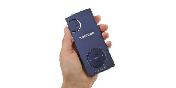 Toshiba выпускает свой первый пикопроектор