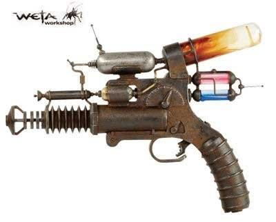 Хотите настоящий Ray Gun?