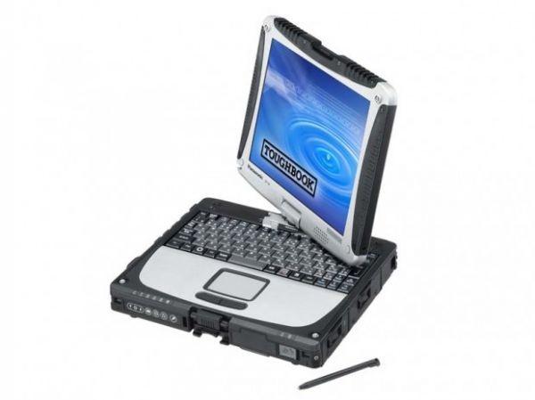 Panasonic представляет два прочных ноутбука