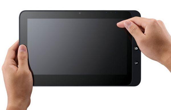 Viewsonic ViewPad 100 – таблетка с двумя ОС