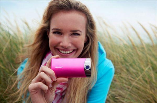 Карманный HD-камкодер Sony Bloggie Touch HD